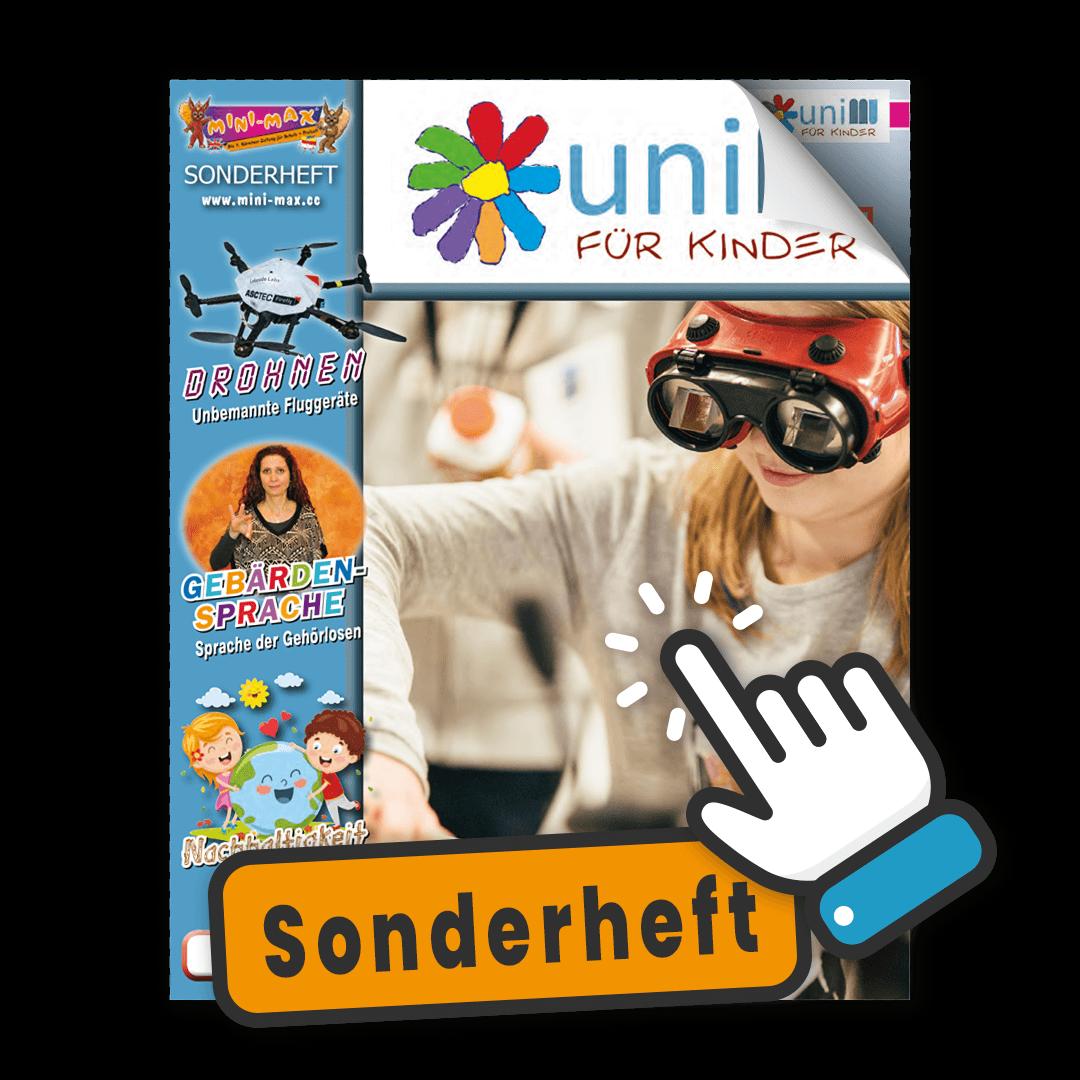 MINI-MAX Sonderheft – Uni für Kinder (1)