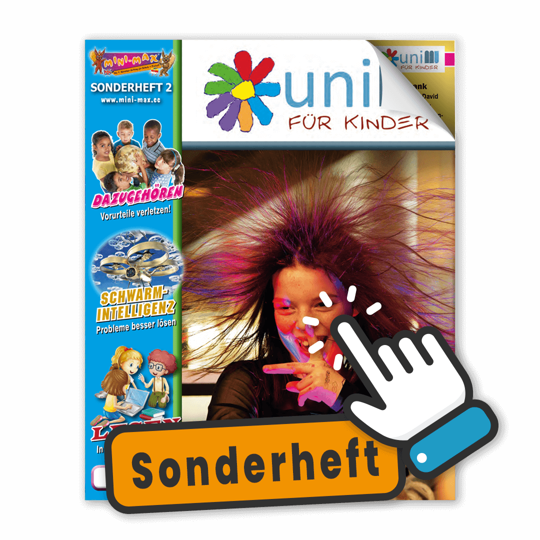 MINI-MAX Sonderheft – Uni für Kinder (2)