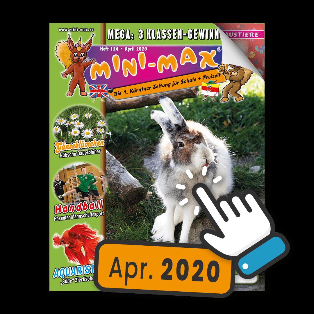 MINI-MAX Heft 124, April 2020