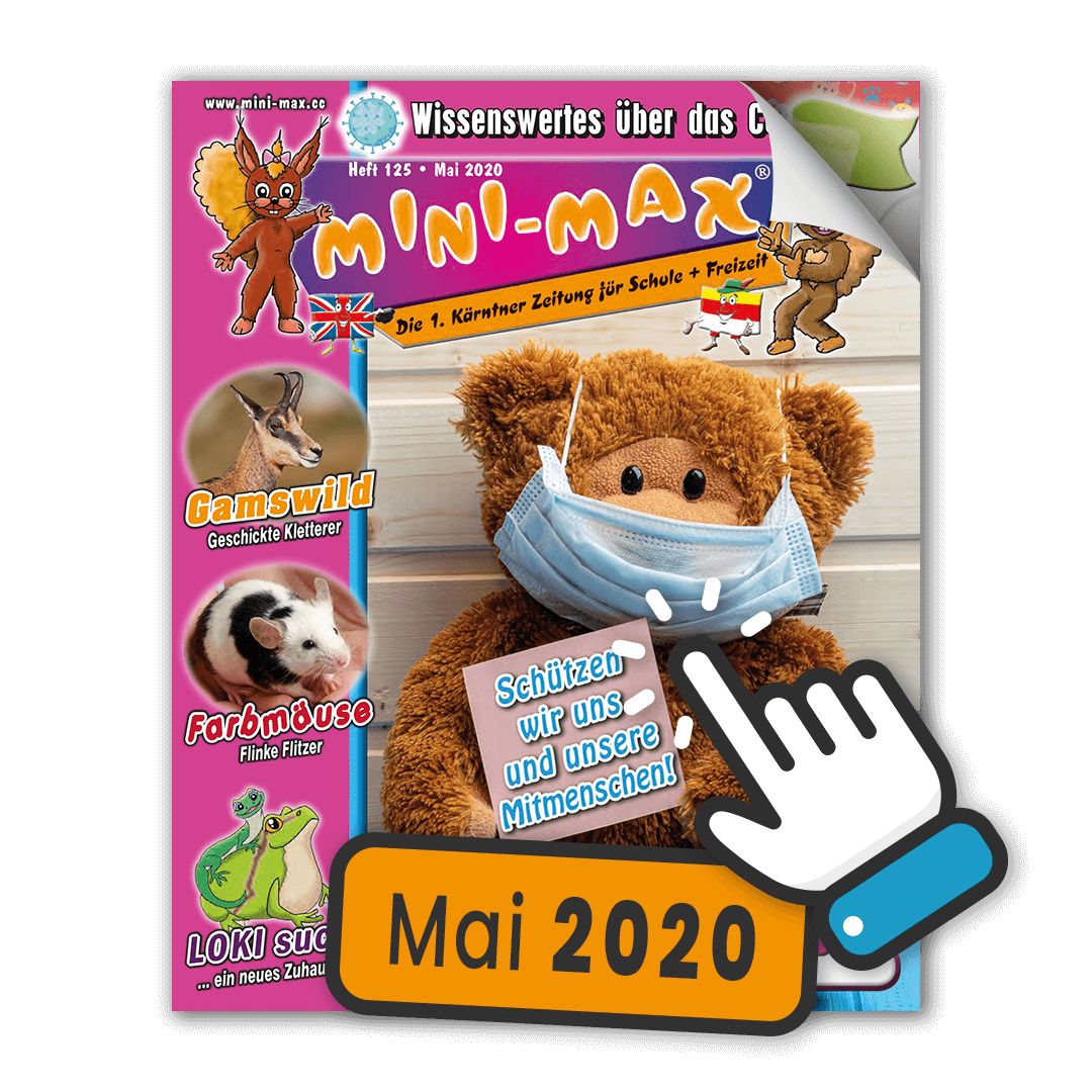 MINI-MAX Heft 125, Mai 2020