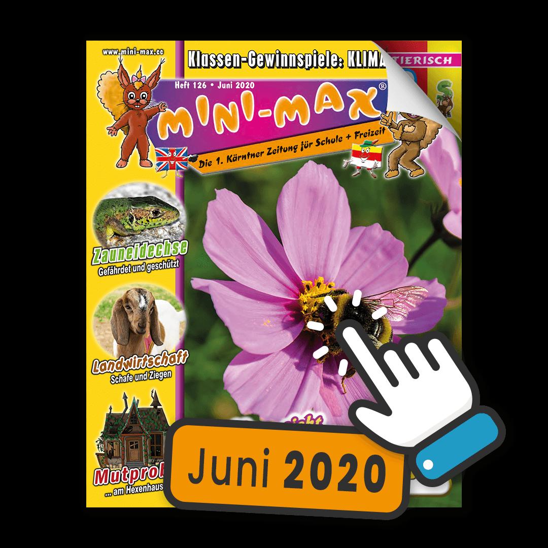 MINI-MAX Heft 126, Juni 2020