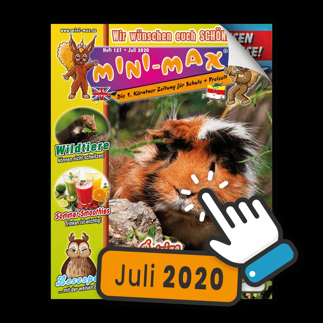 MINI-MAX Heft 127, Juli 2020