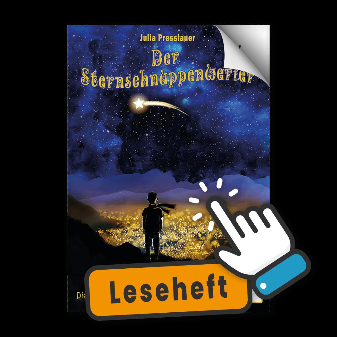 Der Sternschnuppenwerfer | MINI-MAX Leseheft